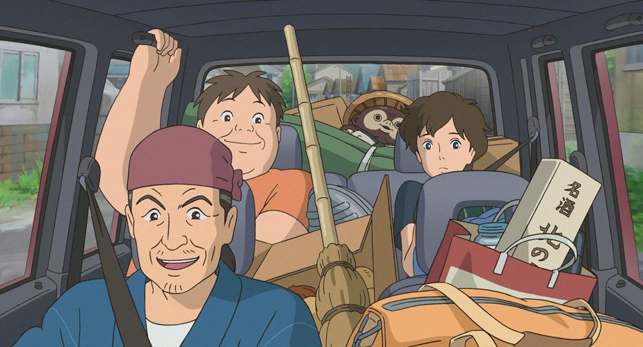 Studio Ghibli shares 400 free-to-use images from its cult films