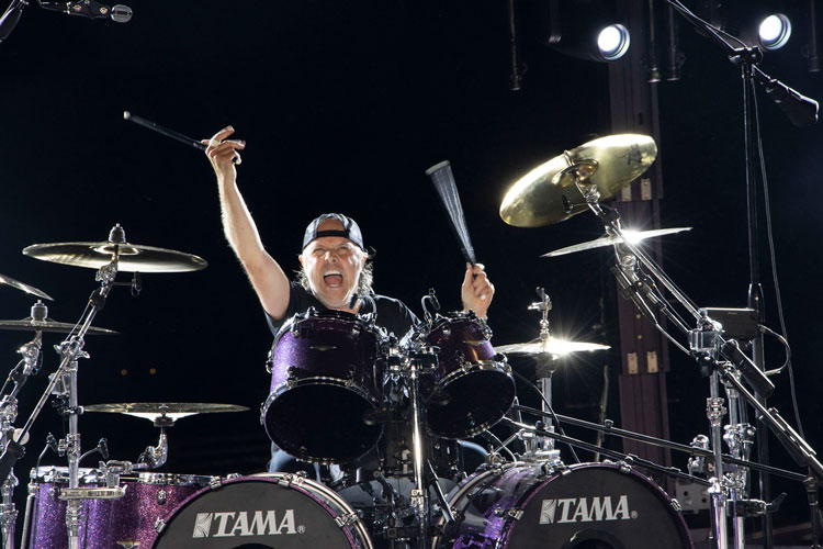 """METALLICA's Lars Ulrich: """"There is lots of material to share with the fans"""""""