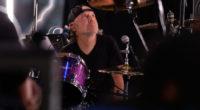 Lars Ulrich reveals METALLICA new album creativity problem in pandemic