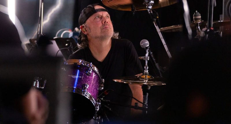 Lars Ulrich reveals METALLICA new album creativity problem in pandemic