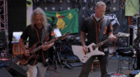 METALLICA Plays National Anthem Before at Baseball Game: Watch