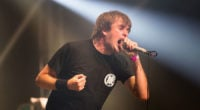 """NAPALM DEATH's Barney Talks: """"I'm very pro mask, I must be honest"""""""