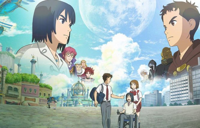 NinoKuni anime series movie adaptation is available on Netflix