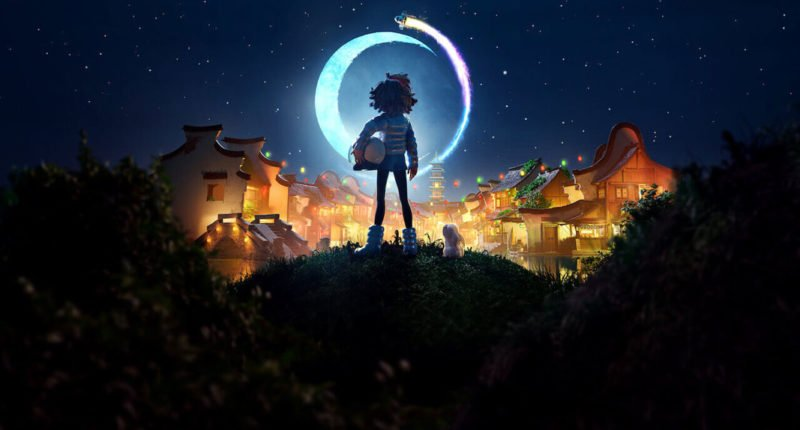 'Over the Moon' Animation Movie Release to Netflix October in 2020