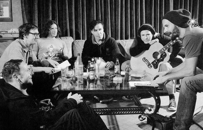 RAMMSTEIN Finally Back In The Studio For the New Album