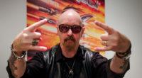 "JUDAS PRIEST's Rob Halford: ""We practically a complete new album"""