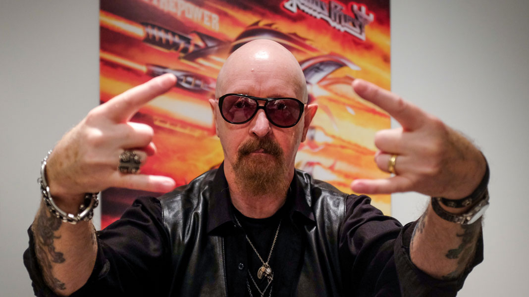 "JUDAS PRIEST's Rob Halford: ""We practically a complete new album"""