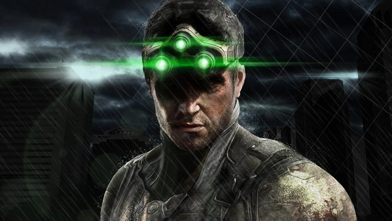 Splinter Cell - Netflix Originals Video Adaptation