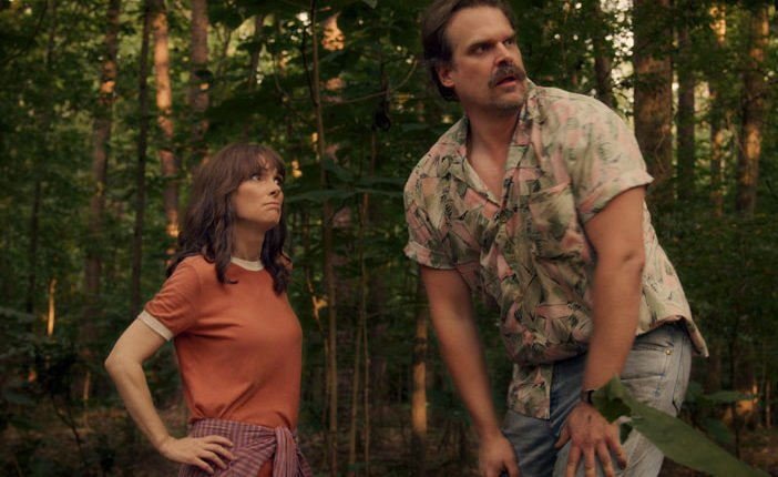 David Harbour Reveals What Will Happen to Hopper in Stranger Things Season 4