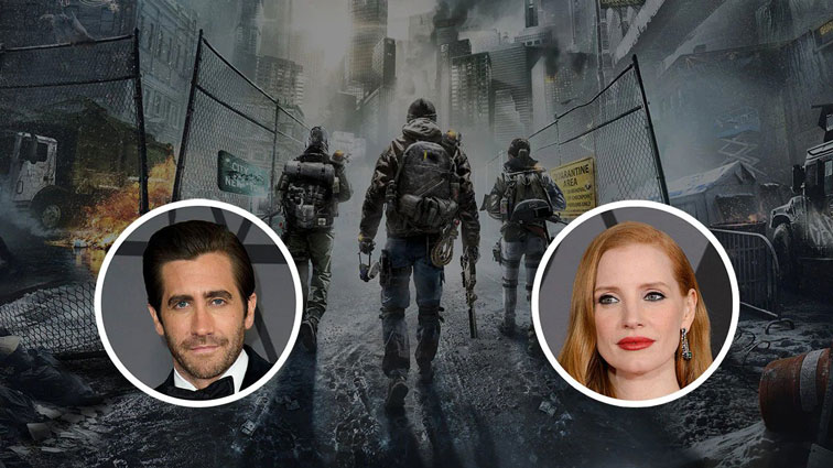 The Division - Netflix Originals