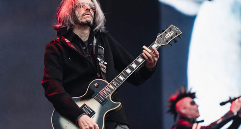 TOOL's Adam Jones Reveals His First-Ever Signature Guitar with Video