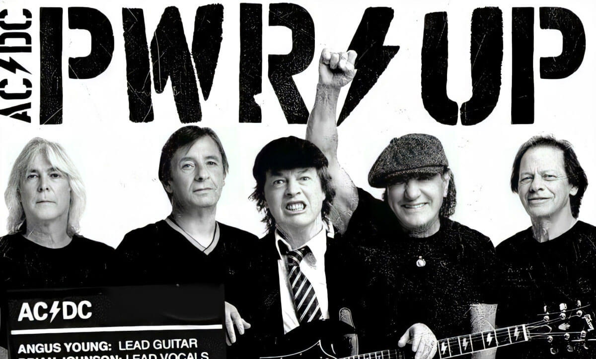 """AC/DC ready to release new single """"Shot In The Dark"""" on this month"""