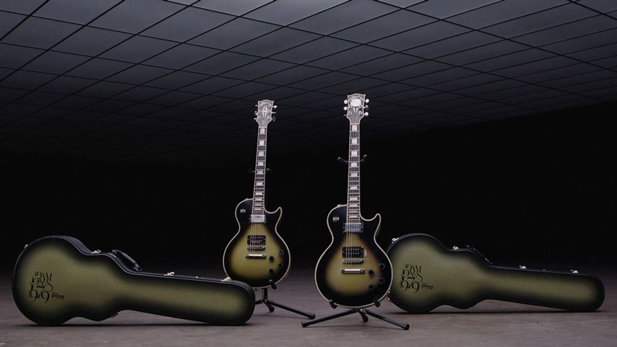 Gibson Brands Cesar Gueikian talks about TOOL's Adam Jones signature guitar: