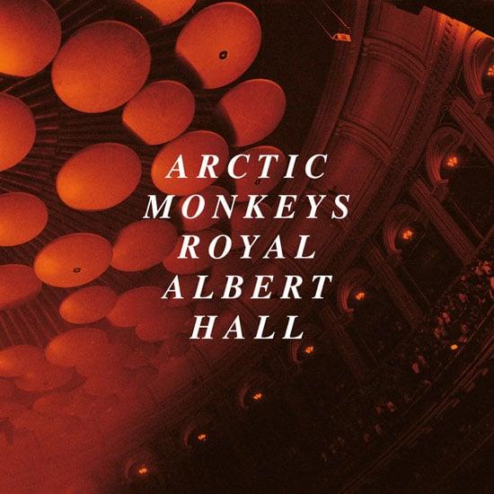 Royal Albert Hall EP track-list