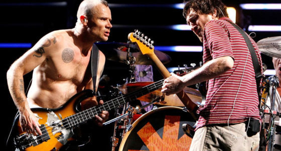John Frusciante First Interview After Return to RED HOT CHILI PEPPERS