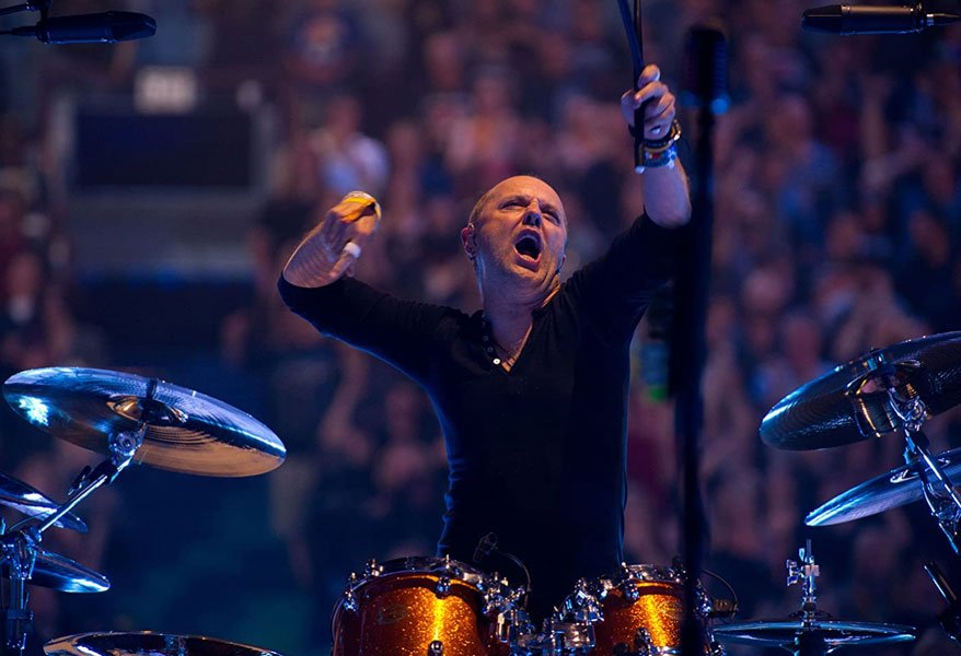 Lars Ulrich Talks About How Difficult to Make New METALLICA Album