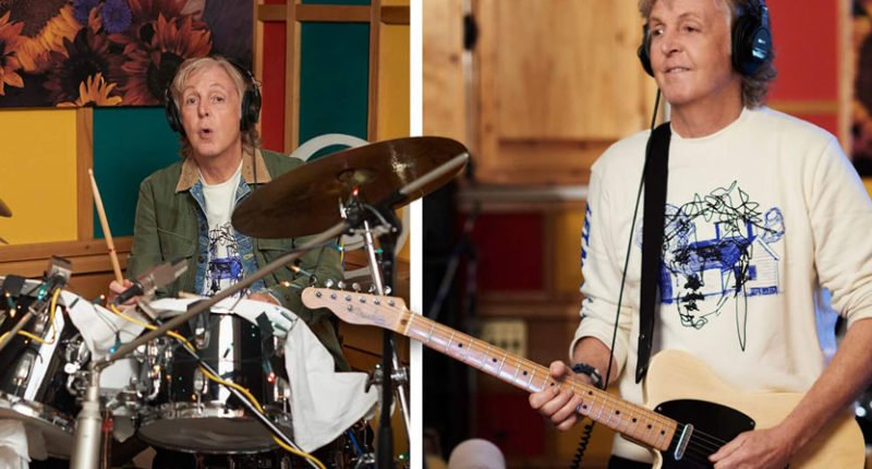 "Paul McCartney Reveals His Upcoming ""McCartney III"" Album"