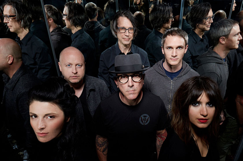 "PUSCIFER Celebrate New Album ""Existential Reckoning"" with LiveStream"