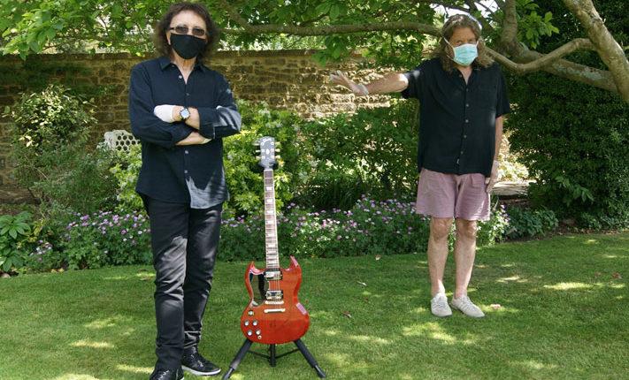 Tony Iommi Reveals How BLACK SABBATH Success Paranoid Album