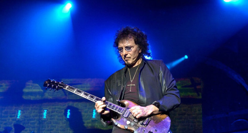 BLACK SABBATH Guitarist Tony Iommi Reveals His New Album Project