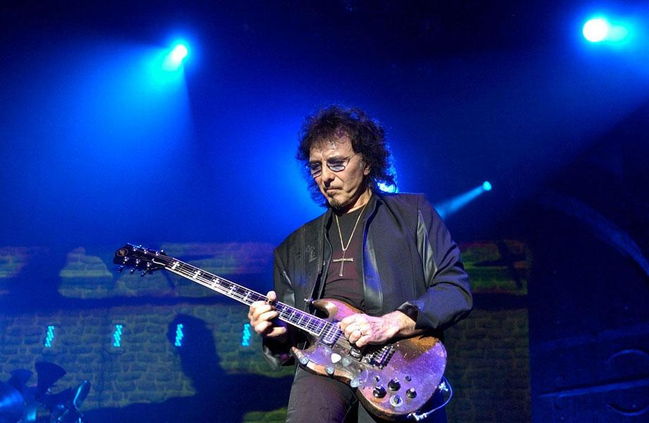 BLACK SABBATH Guitarist Tony Iommi Reveals His New Album Project
