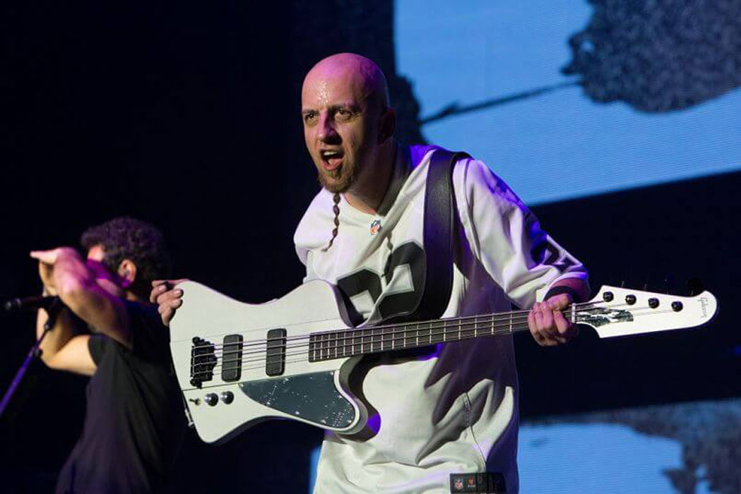 """SYSTEM OF A DOWN Bassist on New Music: """"Bigger Than Our Egos"""""""