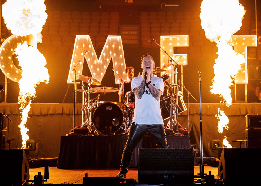 "Corey Taylor: ""Slipknot fans would say, I probably wouldn't have recorded CMFT"""