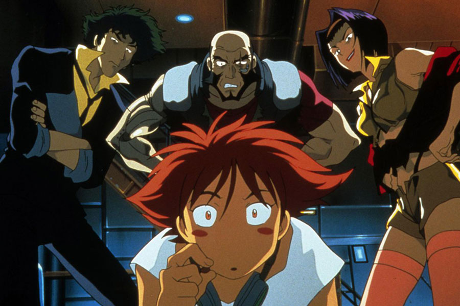 Netflix's 'Cowboy Bebop' Live-Action Anime Series Added Non-Binary Cast