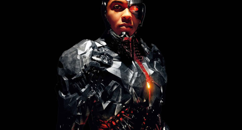 Zack Snyder's Justice League Cyborg New Photo Looks Different His 2017 Version