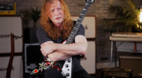 "MEGADETH Frontman Dave Mustaine: ""I'm writing a new record"""