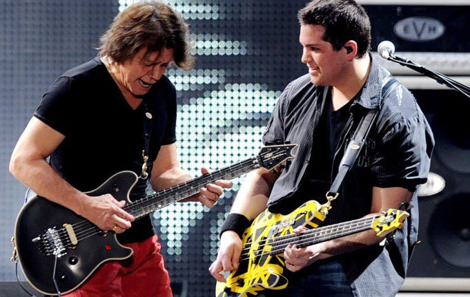 Eddie Van Halen Son Wolfgang Recalls His Father Death