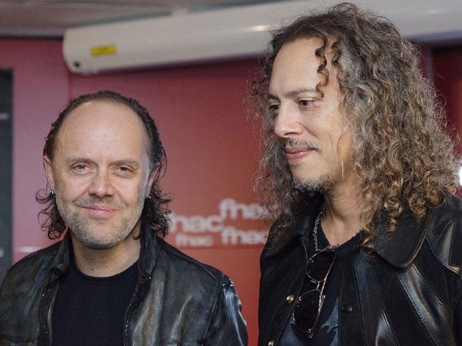 "METALLICA Members Talks for Band's ""The Black Album"" Record"