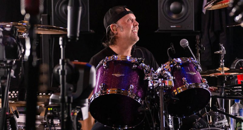 METALLICA's Lars Ulrich Picks His Best Of My Life List