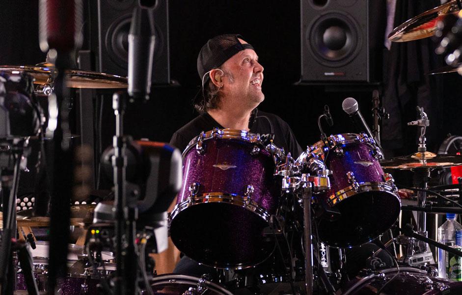 METALLICA Drummer Lars Ulrich Picks His Best Of My Life List