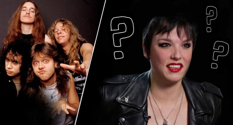 HALESTORM's Lzzy Hale and Josh Smith Reveals Favorite Metallica Song