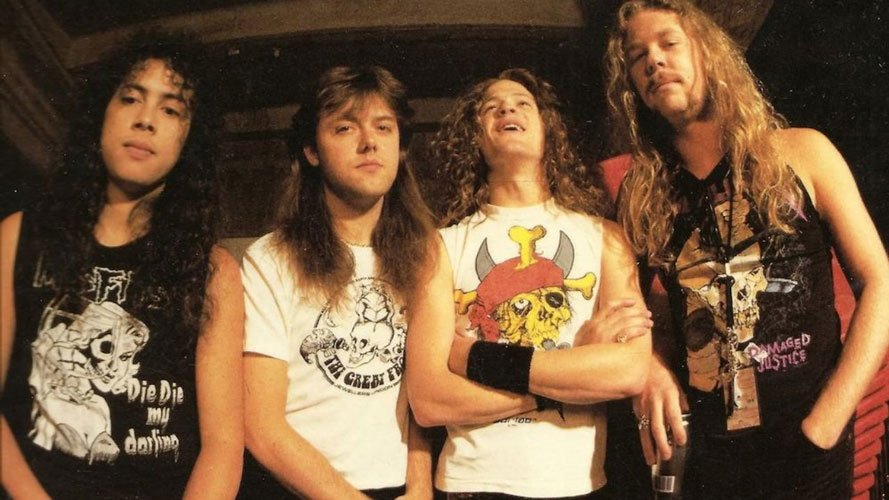 METALLICA's Former Bassist Jason Newsted First Show on YouTube