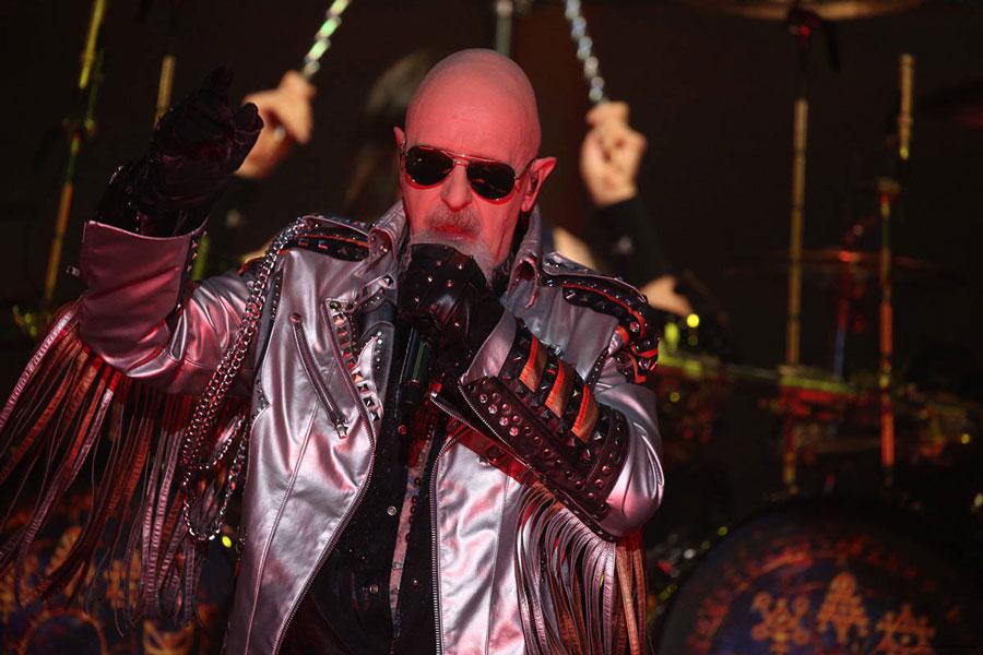 JUDAS PRIEST Frontman Rob Halford Recalls Songs Never Sing Live