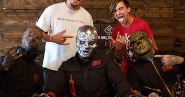 "SLIPKNOT on New Album: ""We're doing it 'cause we want to"""