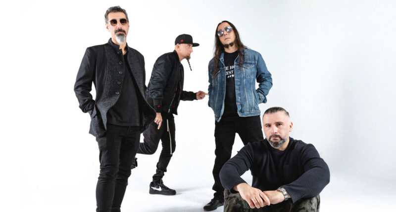 SYSTEM OF A DOWN New Songs Reach the 1 Million Views and Streams in First Day