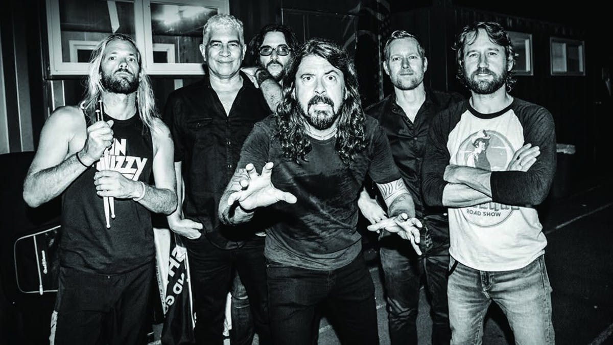 FOO FIGHTERS Released A New Cover Song For Amazon Music