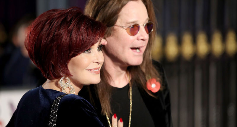 Ozzy Osbourne's Wife Sharon Osbourne Shocked Everyone