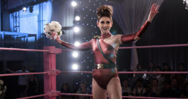 GLOW Star Alison Brie Details on Three Popular Series