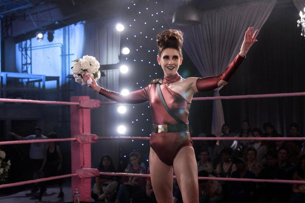 GLOW Star Alison Brie Details on Three Popular Series