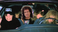 "Brian May Explains Freddie Mercury QUEEN Tribute In ""Wayne's World"" Movie"
