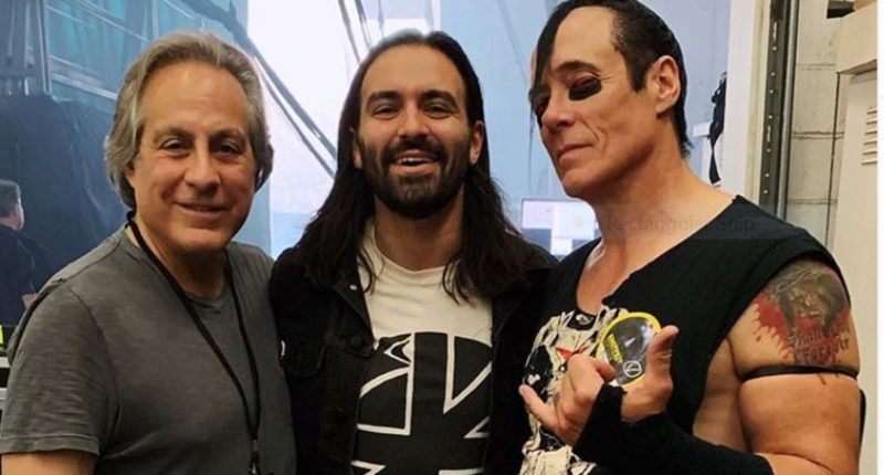 SLIPKNOT's Drummer Jay Weinberg Is Better Than His Father Who Is Max Weinberg