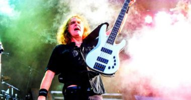 David Ellefson talks about special memories on MEGADETH albums