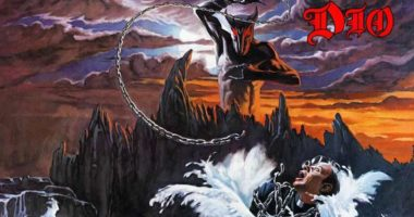 Dio's Holy Diver Album Becomes A Comic Book, What Is The Meaning Of the 'Holy Diver' Cover?