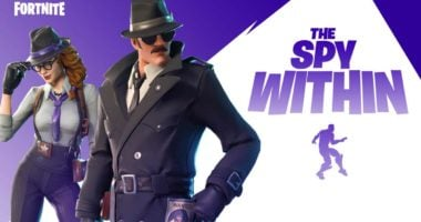 Fortnite New Mode: Spy Within or AMONG US?