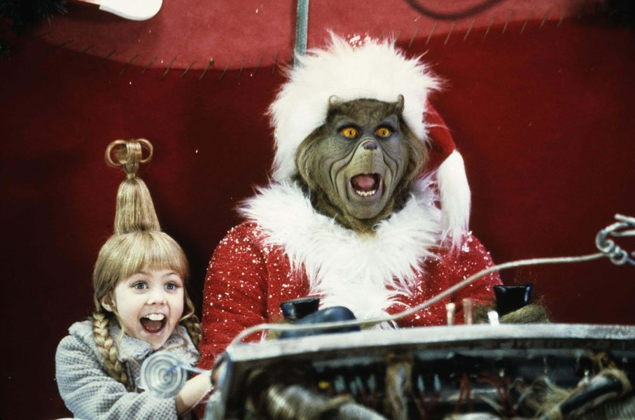 How the Grinch Stole Christmas Became Popular Again on Netflix Today