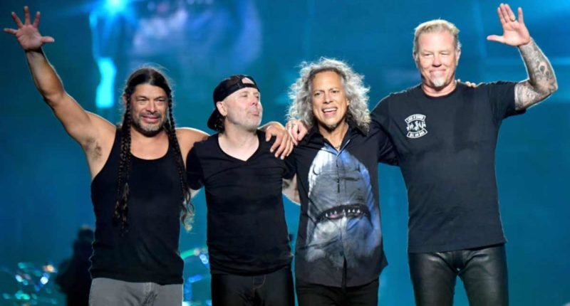 METALLICA Members Net Worth, Cars and Mansions